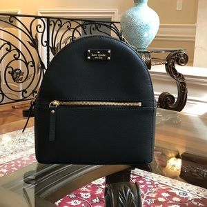 Authentic NWT Kate spade ♠️ Sammi leather backpack